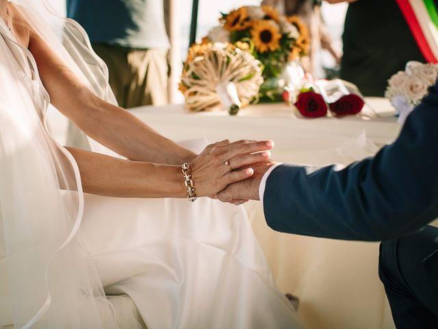 Il matrimonio di Jeremy e Mara a Forte dei Marmi, Lucca 57