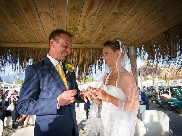 Il matrimonio di Jeremy e Mara a Forte dei Marmi, Lucca 61