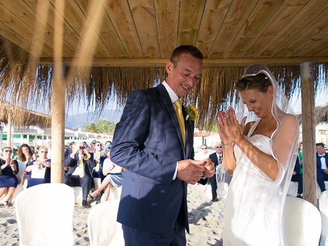 Il matrimonio di Jeremy e Mara a Forte dei Marmi, Lucca 63