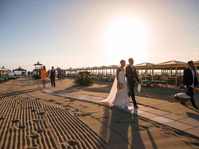 Il matrimonio di Jeremy e Mara a Forte dei Marmi, Lucca 67