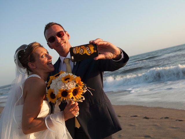 Il matrimonio di Jeremy e Mara a Forte dei Marmi, Lucca 75