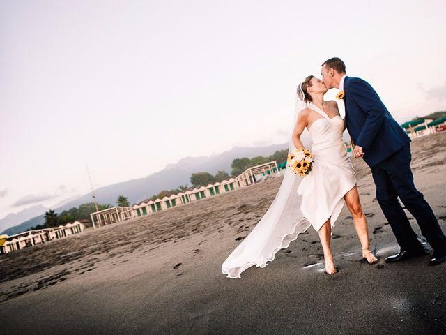 Il matrimonio di Jeremy e Mara a Forte dei Marmi, Lucca 86
