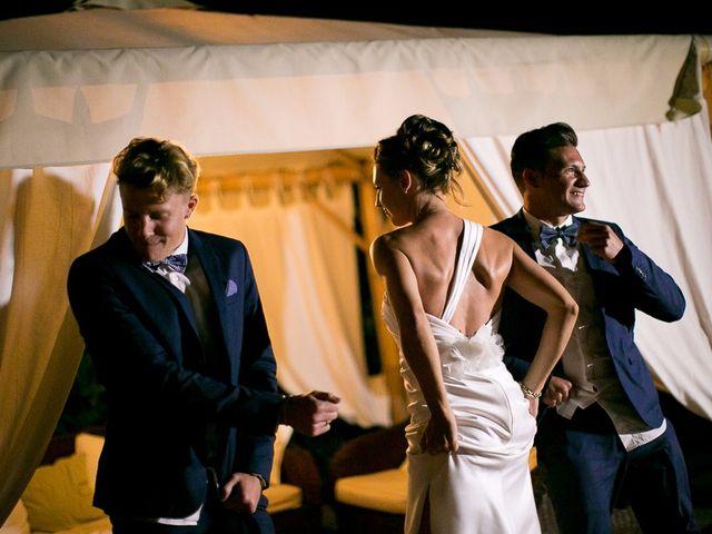 Il matrimonio di Jeremy e Mara a Forte dei Marmi, Lucca 100