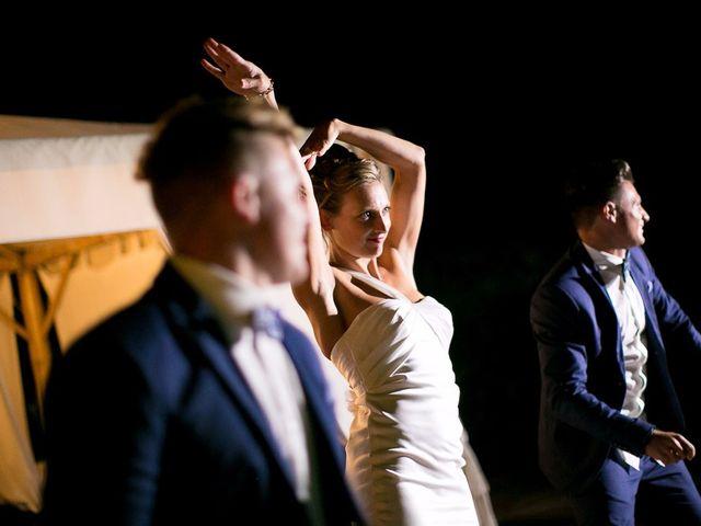 Il matrimonio di Jeremy e Mara a Forte dei Marmi, Lucca 101
