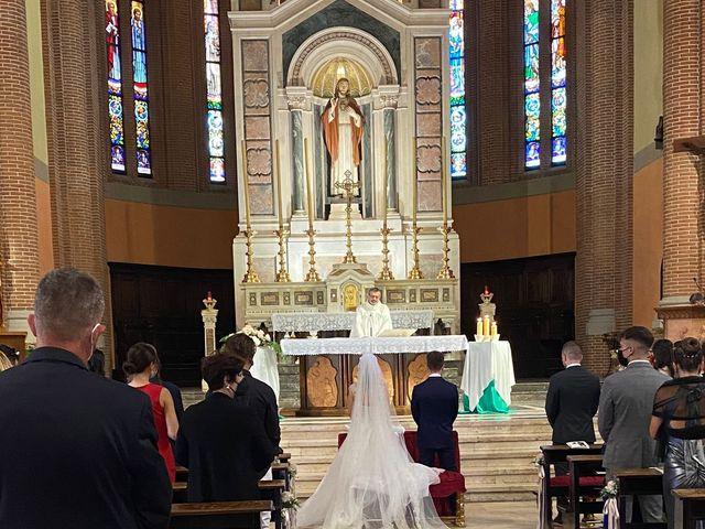 Il matrimonio di Tiziana  e Vittorio a Bologna, Bologna 1