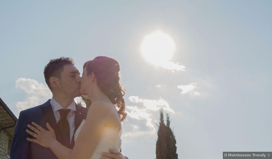 Il matrimonio di Andrea e Mariarosa a Pozzolengo, Brescia