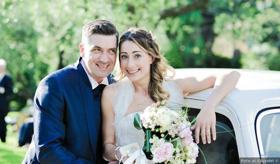 Il matrimonio di Stefano e Valentina a Pieve a Nievole, Pistoia