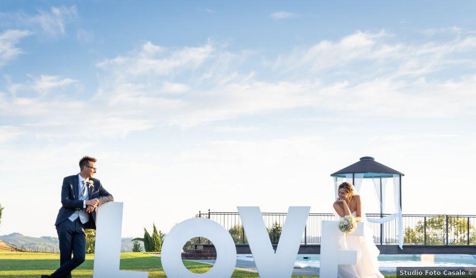 Il matrimonio di Nicolas e Arianna a Grana, Asti