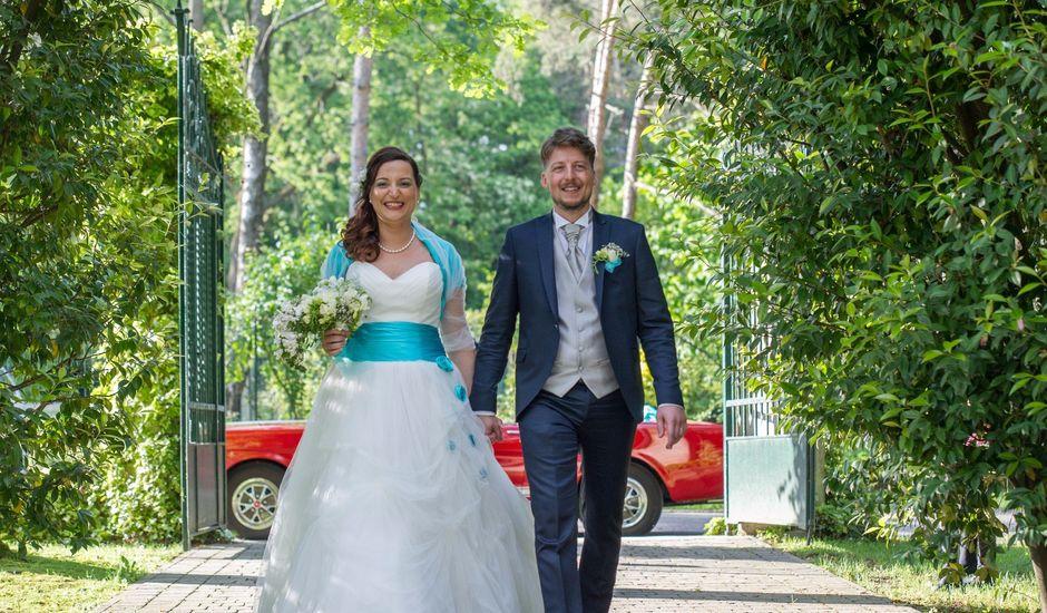 Il matrimonio di Veronica e Stefano a Tavernerio, Como