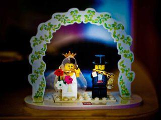 Le nozze di Elisabetta e Luca 1