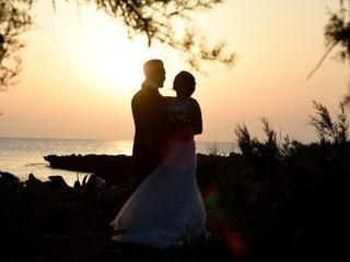 Le nozze di Sendi e Claudio 1