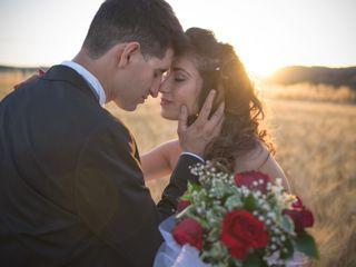 Le nozze di Najat e Christian