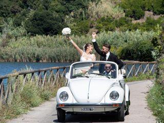 Le nozze di Mery e Antonio