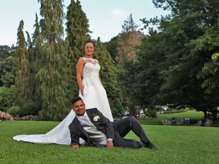 Le nozze di Giulia e Felipe