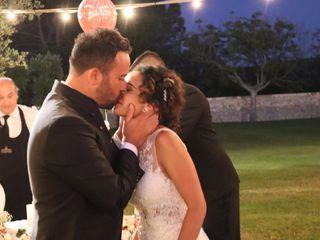 Le nozze di Martina  e Salvatore  1