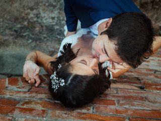 Le nozze di Roberta e Piersandro