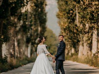Le nozze di Cinzia e Fabio