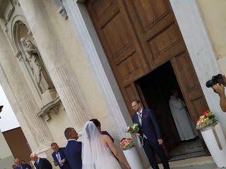 Le nozze di Roberta  e Demis 1