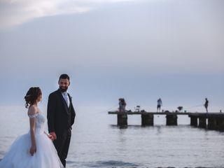 Le nozze di Teresa e Mario