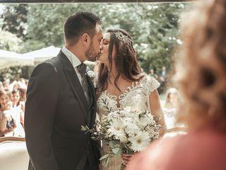 Le nozze di Mihaela e Roberto