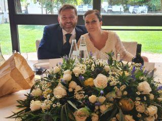 Le nozze di Teresa e Ivan