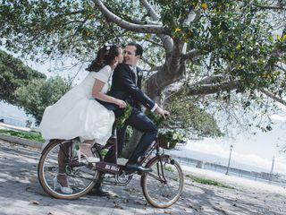Le nozze di Daniela e Benedetto