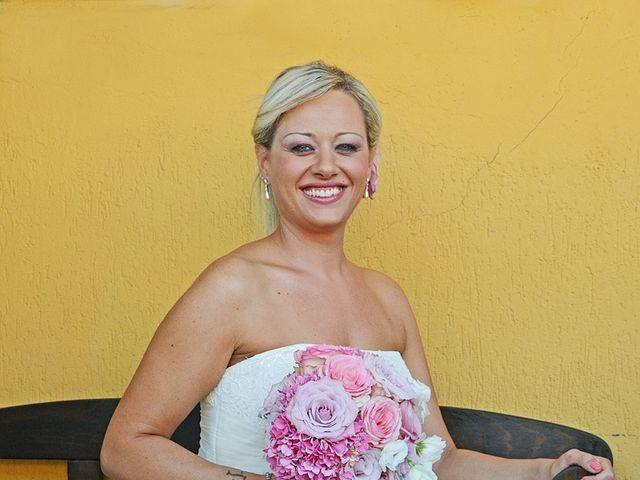 Il matrimonio di Luca e Jessica a Monsummano Terme, Pistoia 4
