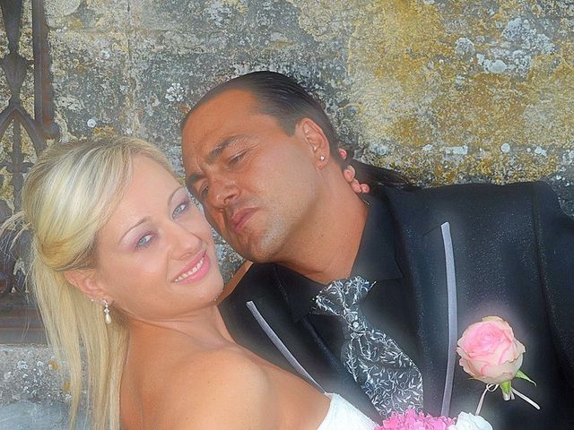 Il matrimonio di Luca e Jessica a Monsummano Terme, Pistoia 12