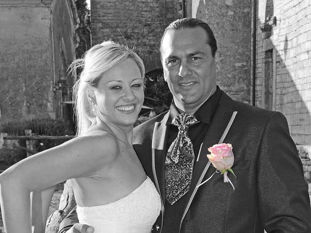 Il matrimonio di Luca e Jessica a Monsummano Terme, Pistoia 16