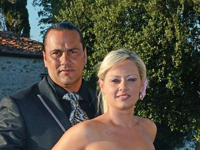 Il matrimonio di Luca e Jessica a Monsummano Terme, Pistoia 19