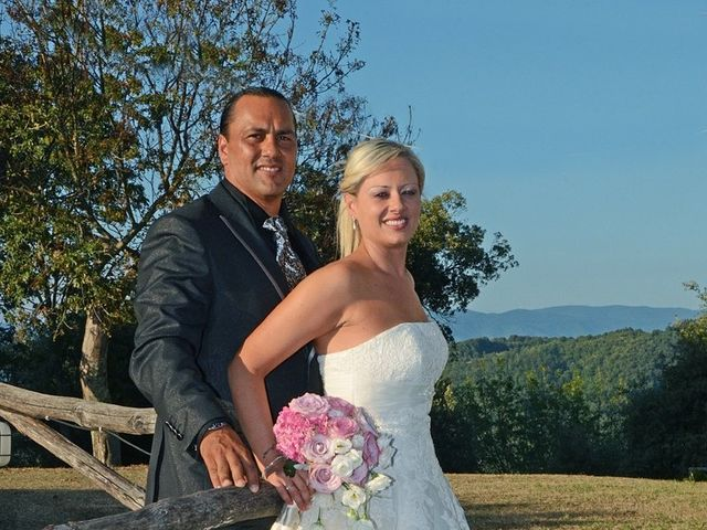 Il matrimonio di Luca e Jessica a Monsummano Terme, Pistoia 20