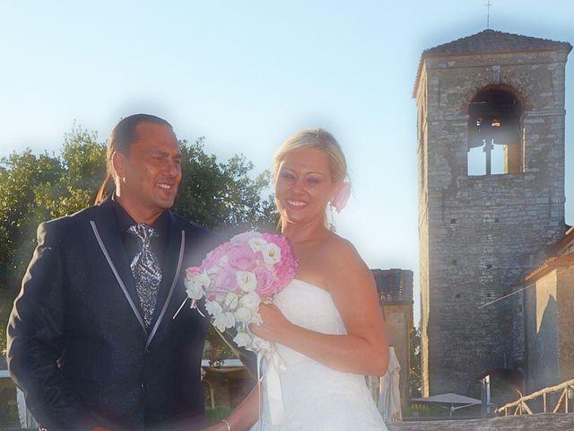 Il matrimonio di Luca e Jessica a Monsummano Terme, Pistoia 21