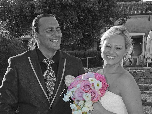 Il matrimonio di Luca e Jessica a Monsummano Terme, Pistoia 22