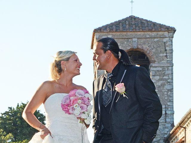 Il matrimonio di Luca e Jessica a Monsummano Terme, Pistoia 23
