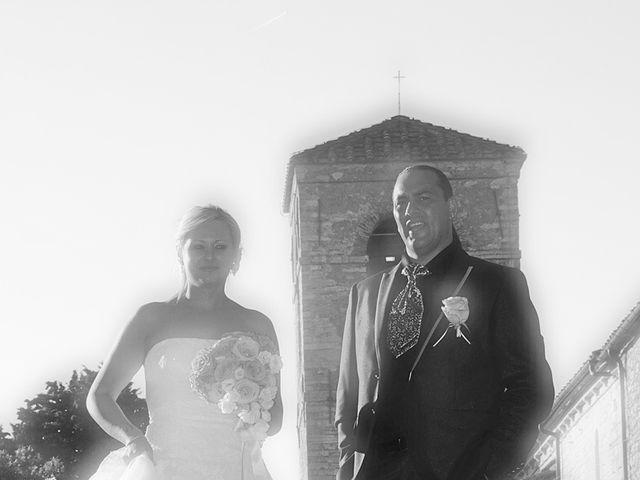 Il matrimonio di Luca e Jessica a Monsummano Terme, Pistoia 24