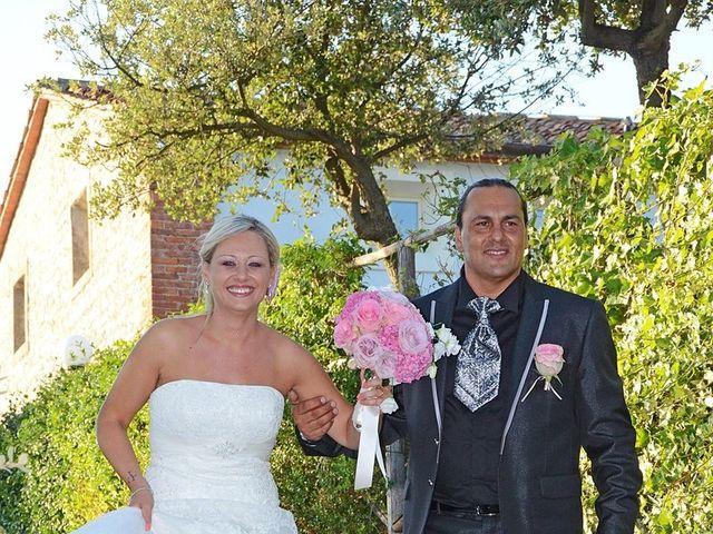 Il matrimonio di Luca e Jessica a Monsummano Terme, Pistoia 25