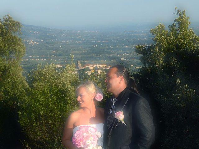 Il matrimonio di Luca e Jessica a Monsummano Terme, Pistoia 27