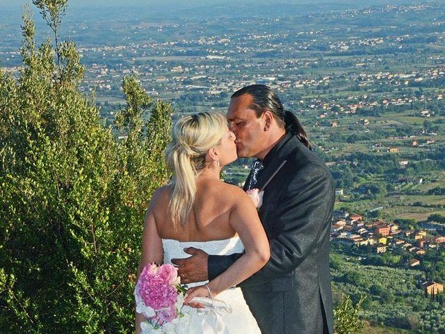 Il matrimonio di Luca e Jessica a Monsummano Terme, Pistoia 28