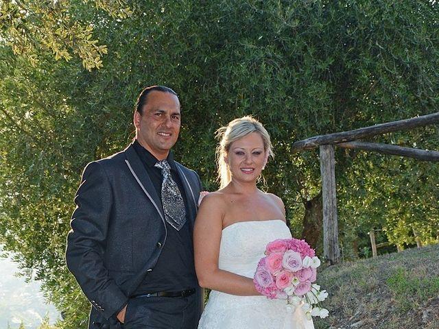 Il matrimonio di Luca e Jessica a Monsummano Terme, Pistoia 33
