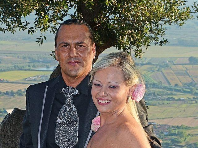 Il matrimonio di Luca e Jessica a Monsummano Terme, Pistoia 36