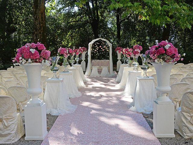 Il matrimonio di Luca e Jessica a Monsummano Terme, Pistoia 1