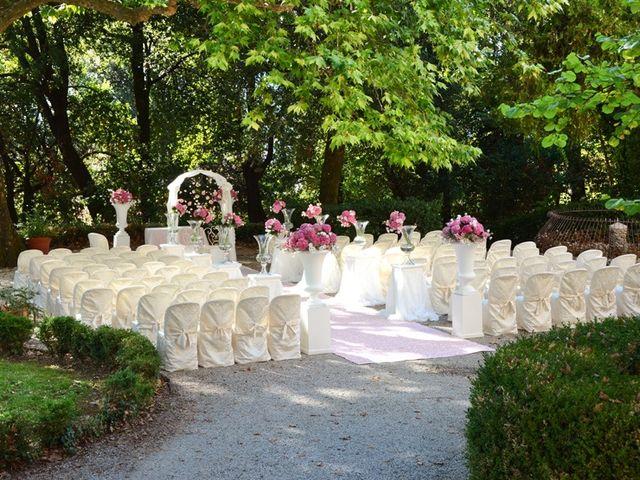 Il matrimonio di Luca e Jessica a Monsummano Terme, Pistoia 2