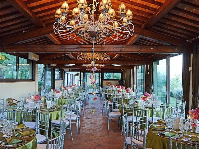 Il matrimonio di Luca e Jessica a Monsummano Terme, Pistoia 43