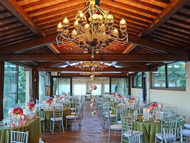 Il matrimonio di Luca e Jessica a Monsummano Terme, Pistoia 49