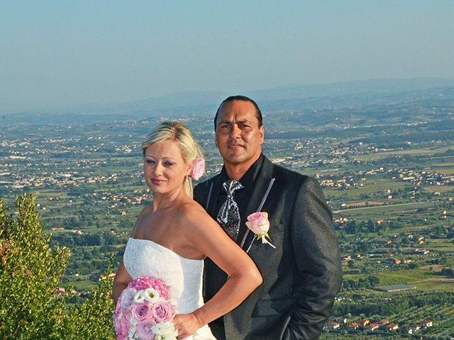 Il matrimonio di Luca e Jessica a Monsummano Terme, Pistoia 53