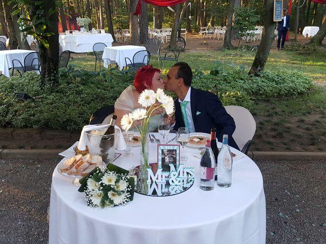 Il matrimonio di Paolo e Lara a Appiano Gentile, Como 2