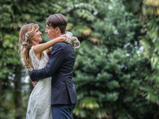 Il matrimonio di Giordano e Elisa a Morrovalle, Macerata 4