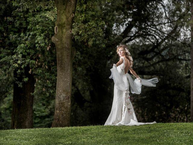 Il matrimonio di Giordano e Elisa a Morrovalle, Macerata 5