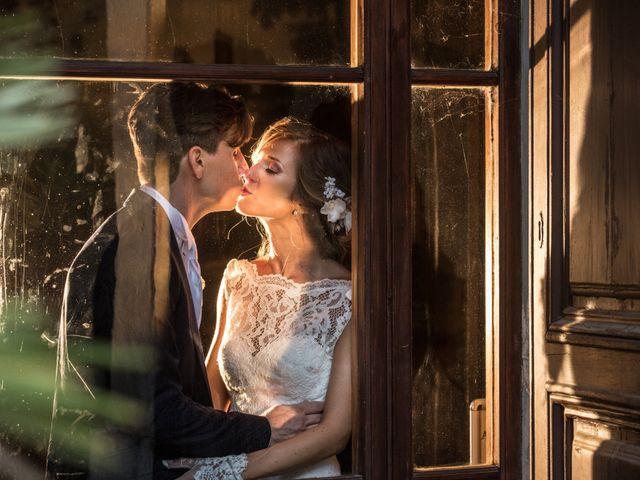 Il matrimonio di Giordano e Elisa a Morrovalle, Macerata 9