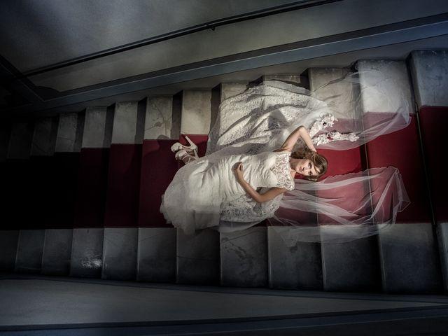 Il matrimonio di Giordano e Elisa a Morrovalle, Macerata 10